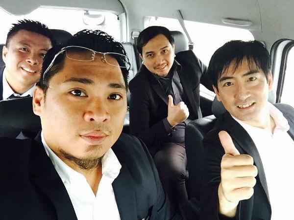 CNE1の経営者たち