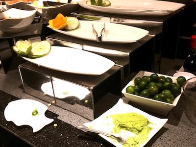大人気の食べ放題お寿司
