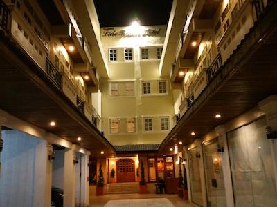 Residences for short-term stays