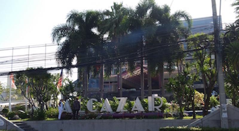 Entrance to Alcazar