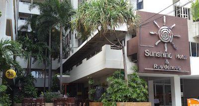 Sunshine Residence Exterior