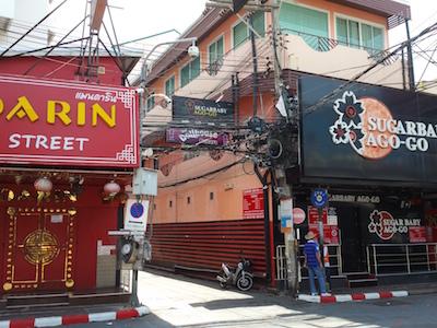 Pattaya cityscape
