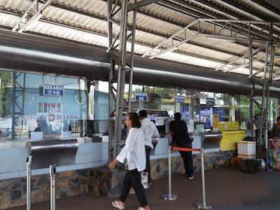 パタヤノースバスターミナル