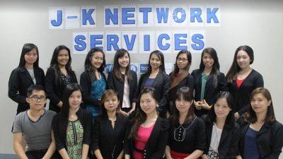 マニラの語学学校JKネットワークの先生