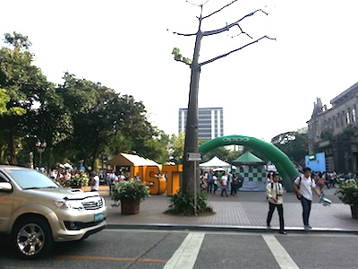 サントトーマス大学の学園祭