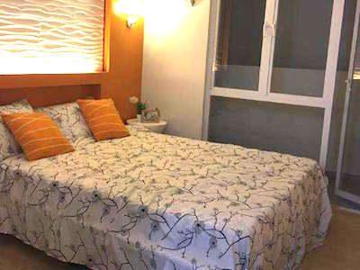 フィリピンマニラの新築格安コンドミニアム2号の部屋