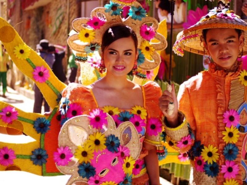 フィリピンのお祭り文化