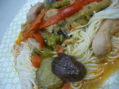 フィリピン留学で食べるカノムジーン