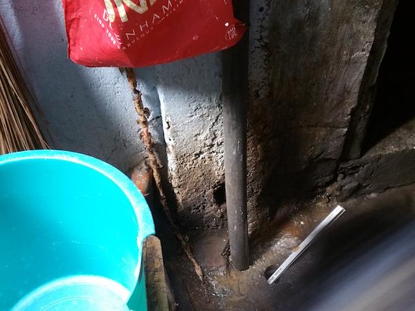 水道設置場所