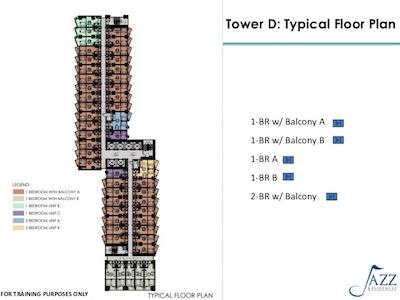 JAZZ Residences Tower D