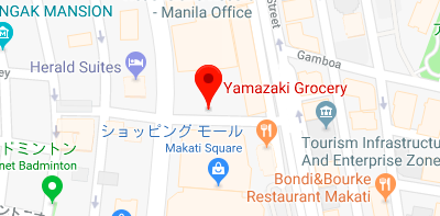 YAMAZAKI地図