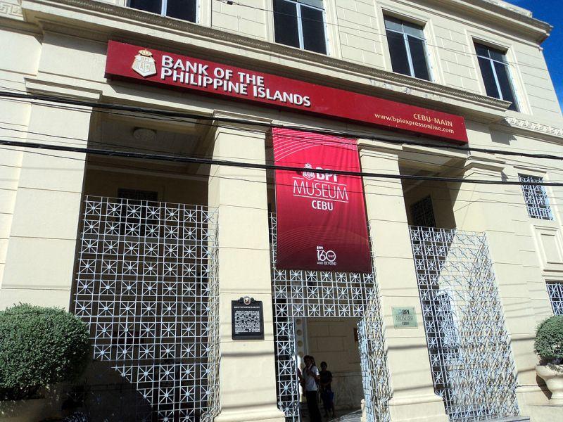 BPI銀行の外観