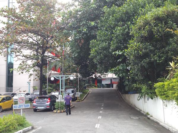 フィリピンエネルギー省内部
