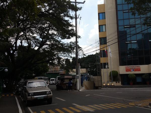 フィリピンエネルギー省内