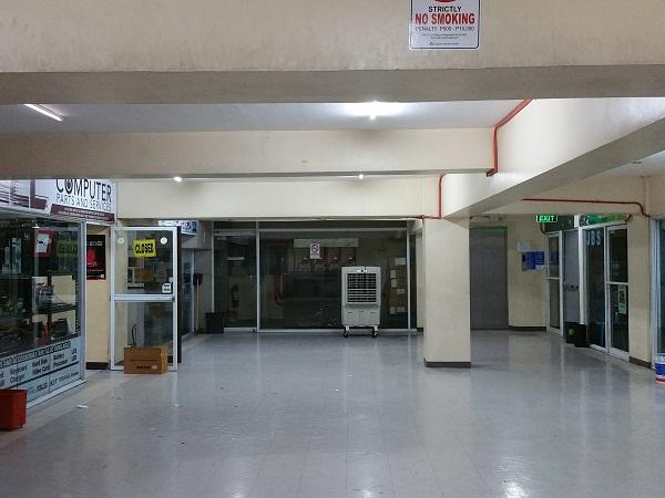 コンピューターグラフィックスセンター4階