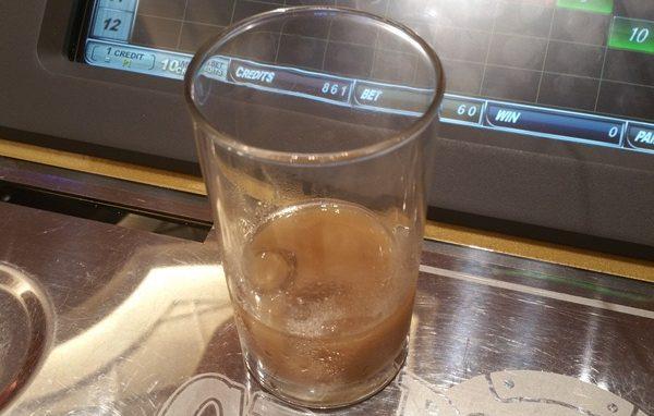 オカダマニラの無料アイスコーヒー