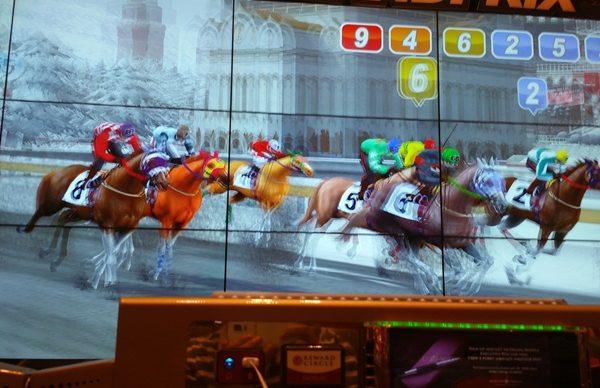 オカダマニラの競馬ゲーム