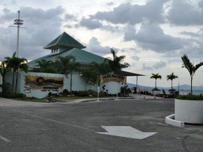 カマヤンビーチの建物
