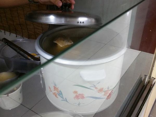 ラーメン10の炊飯器