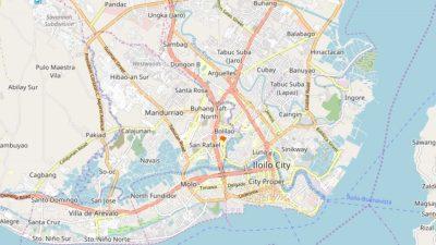 LIV SUPER CLUB地図