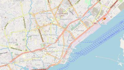 オクタゴン地図