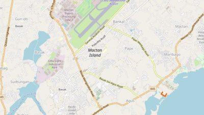 ハドサンビーチ地図