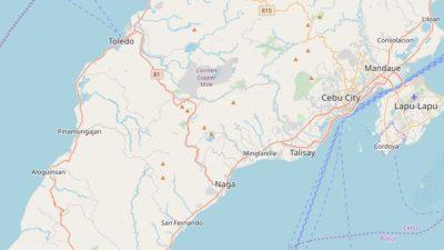 ヒデュンビーチ地図