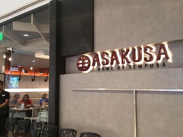 ASAKUSAレストラン