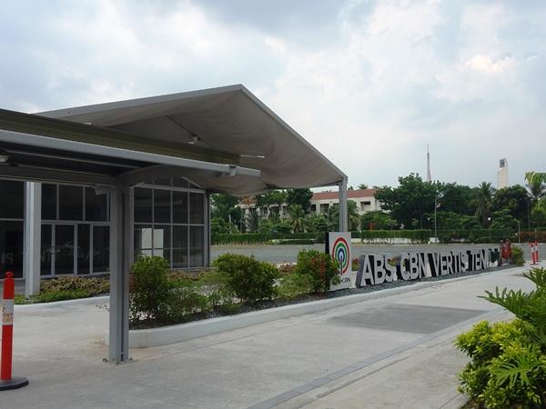 ABS CBNのスタジオ