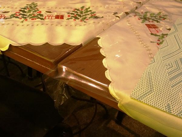 Kストリートのテーブル