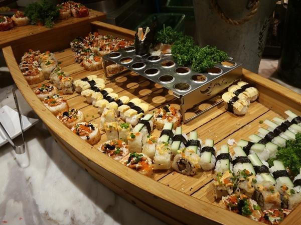 船盛の寿司