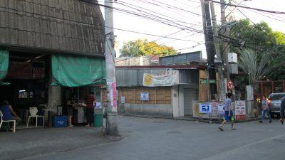カルティマールマボロ通りの角