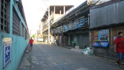 カルティマールのマボロ通り
