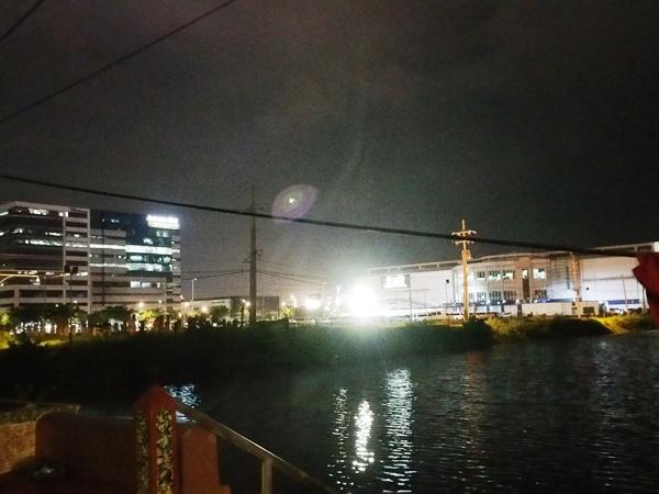シティオブドリームスマニラへのバス降り場
