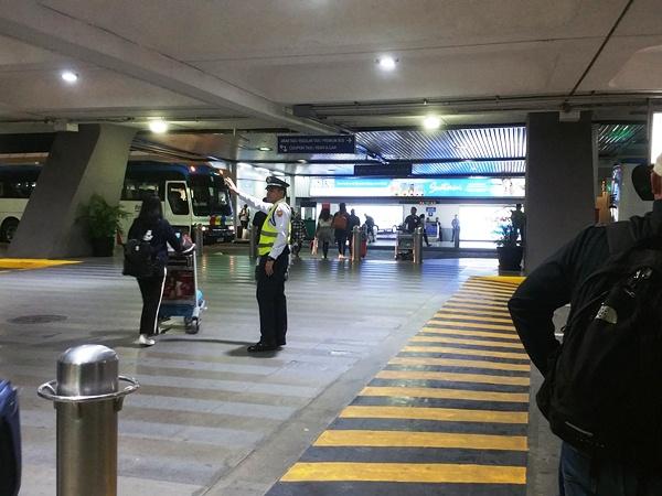 マニラ空港ターミナル1