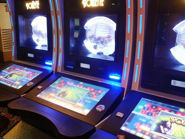 3階のカジノ