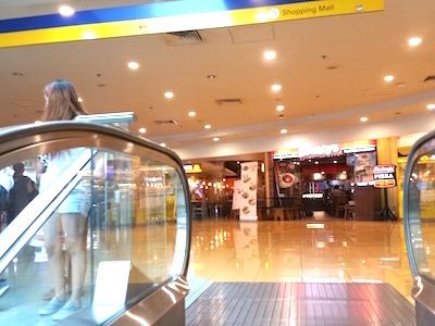 ターミナル3の4階
