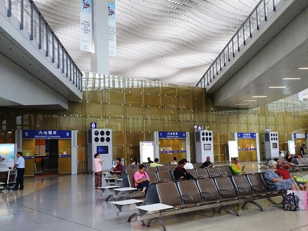 香港空港ターミナル2