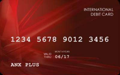 国際キャッシュカード