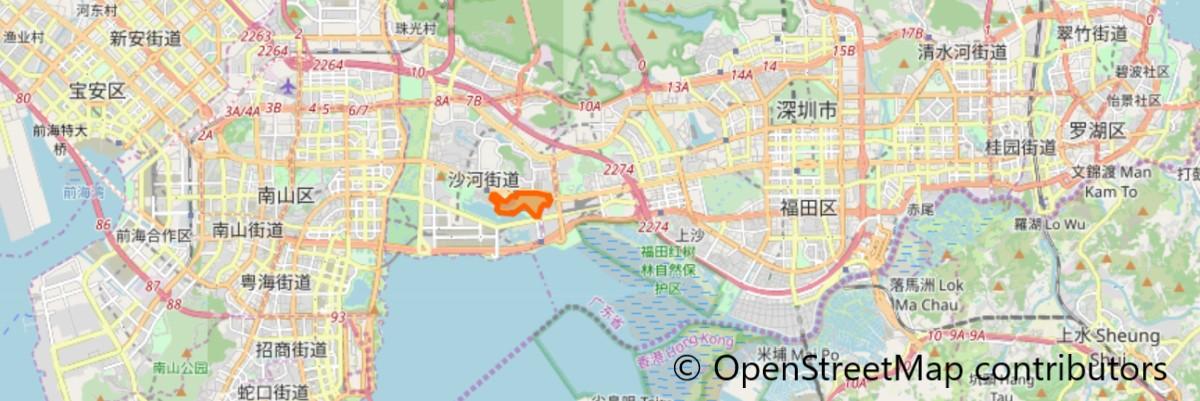 錦繍中華地図