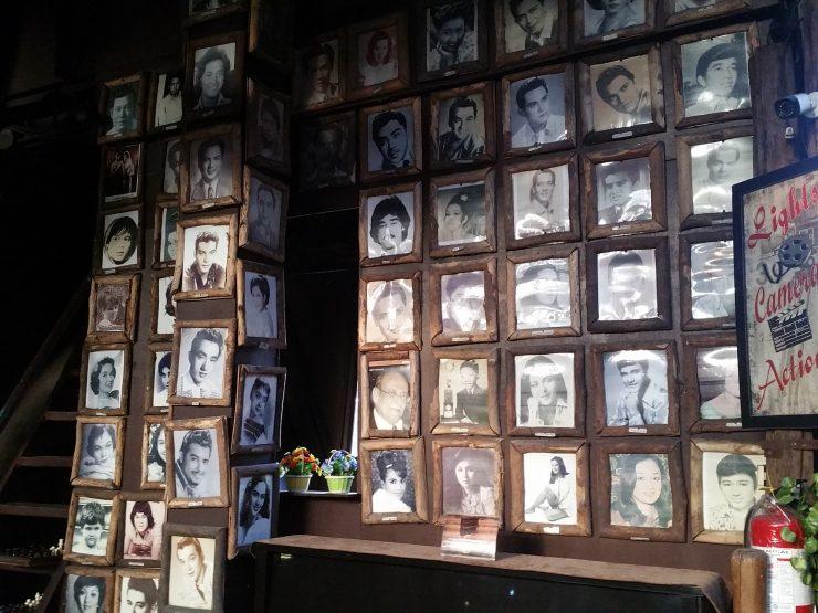 パン・デ・アメリカーナの有名人肖像写真