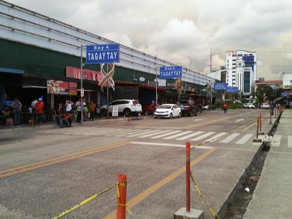 チャイナベイタウンマニラ・ロハスウィング交通ターミナル