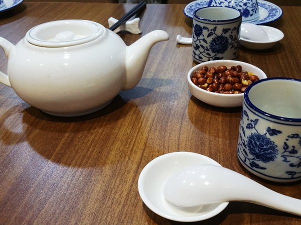 中国式お茶