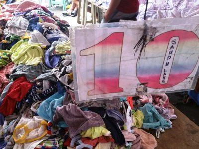 10ペソ衣類