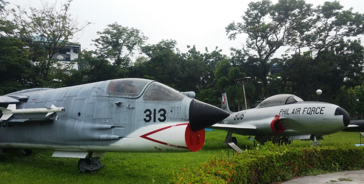 フィリピン空軍戦闘機