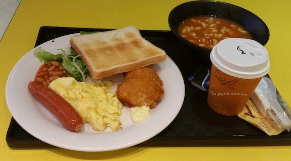 misocoolの朝食