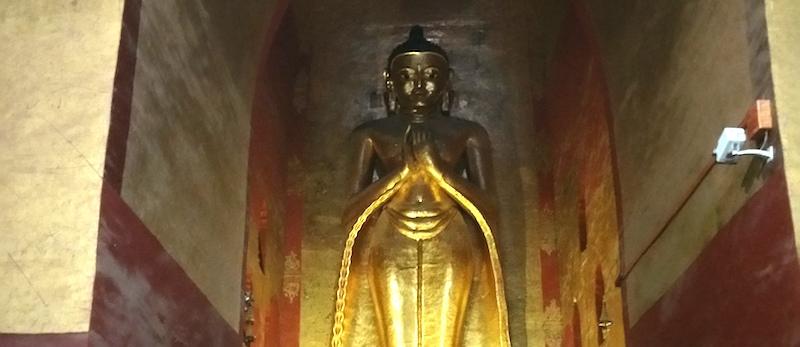 アーナンダ寺院の迦葉仏