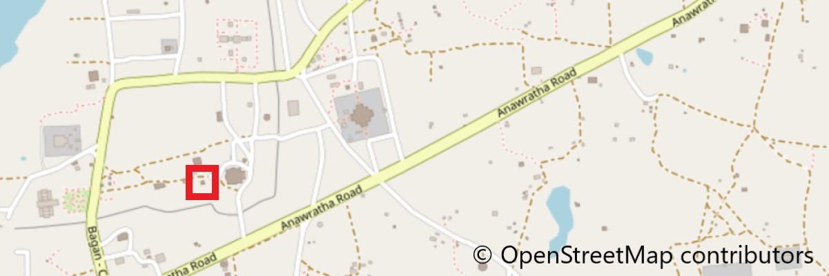 ナッフラウン寺院地図