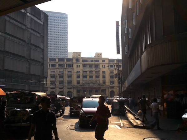 チャイナタウンのBPI