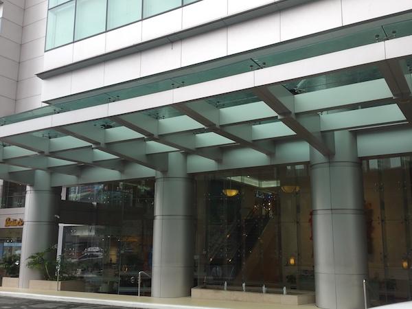 Gateway Mall Exit